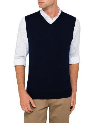 Merino Knitted Vest