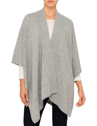 Poncho Knit
