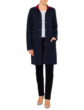 Double Knit Coat