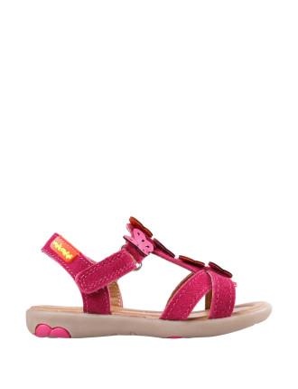 Wm Butterfly T Bar Sandal