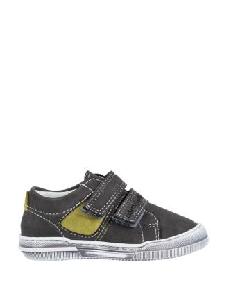 Pop Colour Velcro Shoe