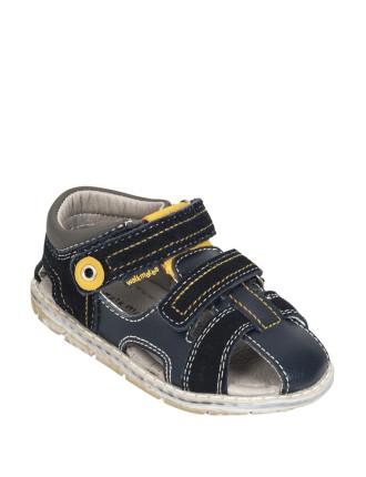 Rivet Strap Sandal