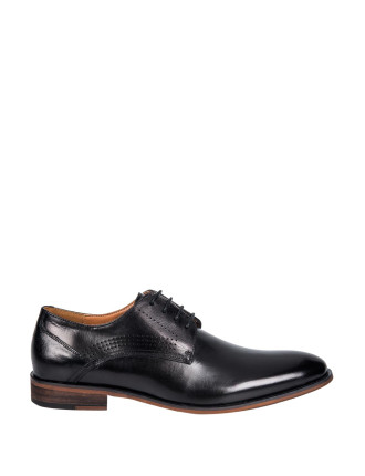 Leather Derby Shoes