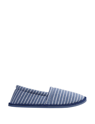Striped Stokie Slippers