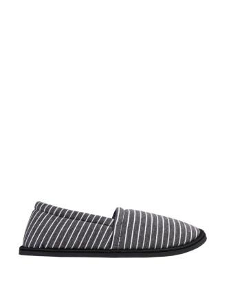 Striped Stokie Slippers
