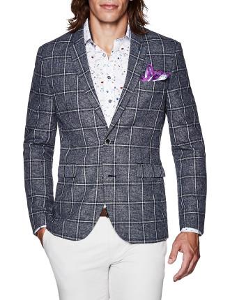 Osborne Cotton Blend Blazer Jacket