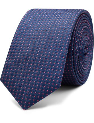 Linc Pattern Tie