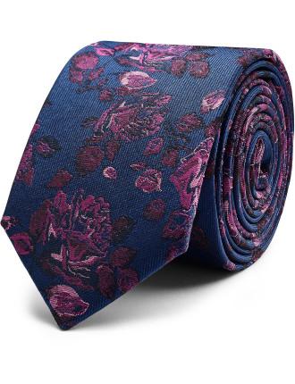 Acacio Pattern Tie