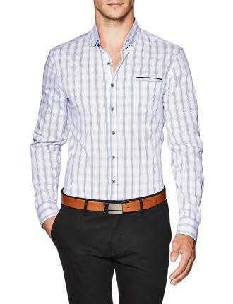 Daley Slim Fit Check Shirt