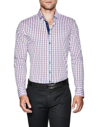 Lawley Slim Fit Check Shirt