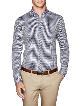 Princeton Slim Fit Check Shirt