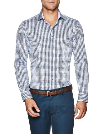 Willson Slim Fit Check Shirt