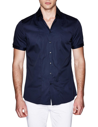 Stuart Short Sleeve Dress Shirt