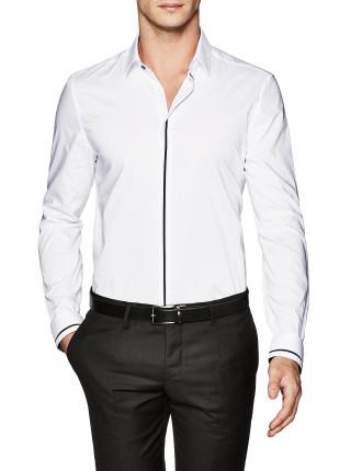 Deevon Slim Fit Dress Shirt