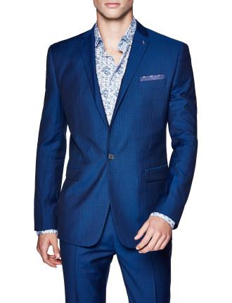Quinncy Slim Fit Wool Blend Suit