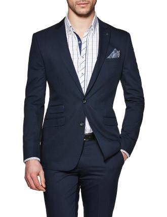 Jet Set Slim Tailored Suit Jacket