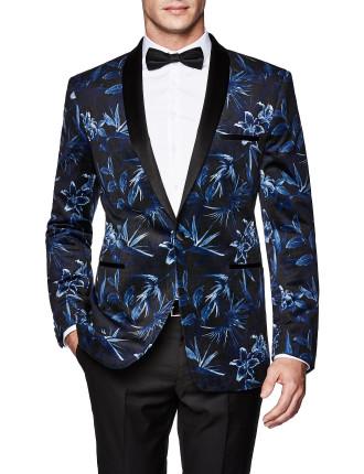Maxxim Slim Tailored Velvet Jacket