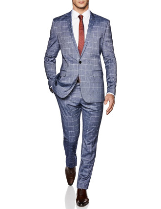 Ackerley Slim Tailored Suit