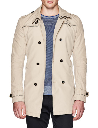 Mather Trench Jacket