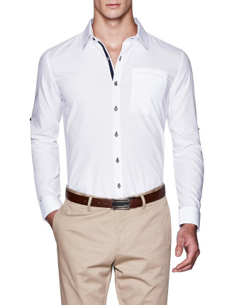 JAADEN SLIM FIT DRESS SHIRT