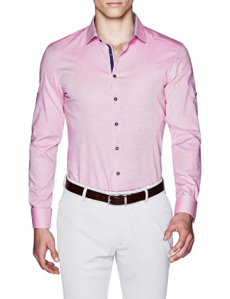 IZZY SLIM FIT DRESS SHIRT