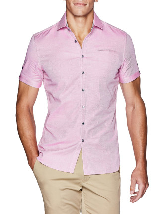 MALCOM SLIM FIT DRESS SHIRT