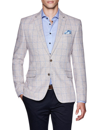 RAYMON SLIM TAILORED JACKET
