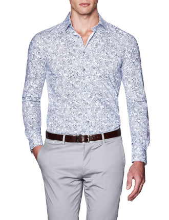 Keifer Slim Fit Floral Shirt