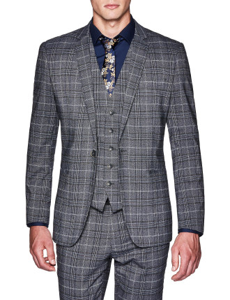 Zev Slim Fit Tailored Suit