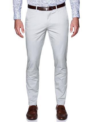 Torey Modern Fit Cotton Blend Pant