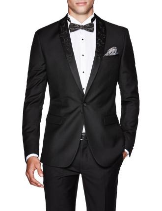 Xavior Slim Tailored Suit Jacket