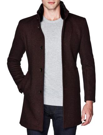 Shad Wool Blend Pea Coat