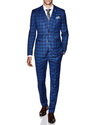 Rowson Skinny Fit Tailored Suit