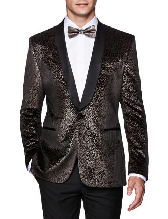 Marcelino Slim Tailored Velvet Jacket