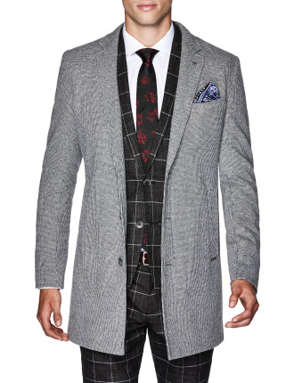 Abraham Trench Overcoat