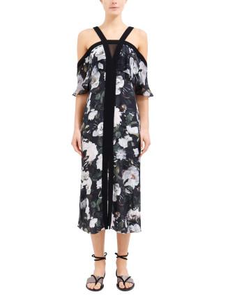 Eden Off Shoulder Dress