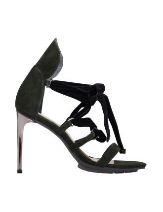 Essence Lace Up Sandal