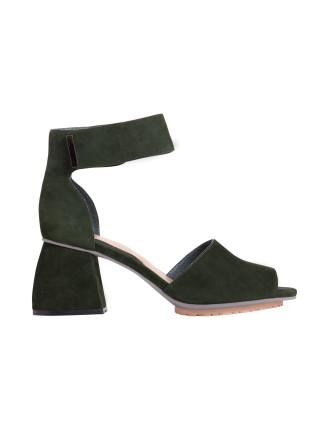Notion Mid Heel Sandal