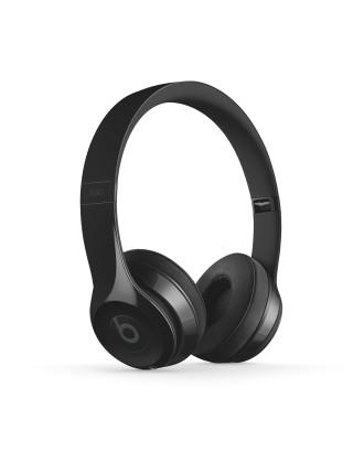 Beats Solo3 Wireless On Ear Headphone Black