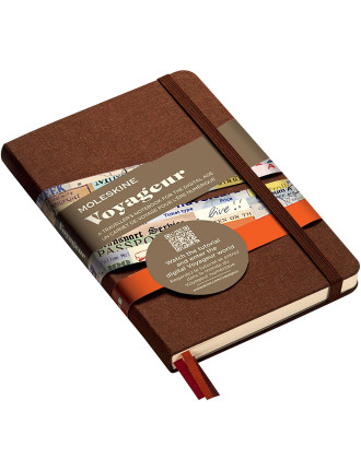 Voyageur Travellers Notebook Brown