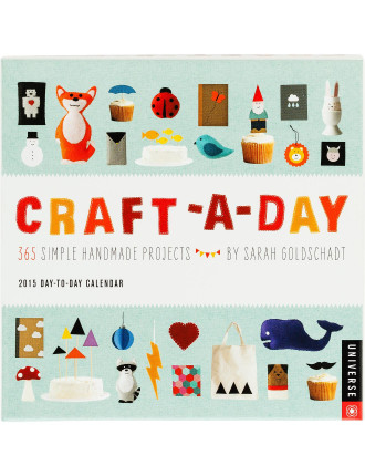 2015 Craft A Day Dtd Calendar