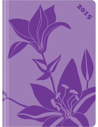 2015 Blossom Pocket Diary