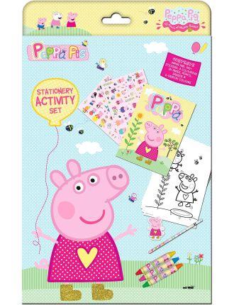 Peppa Pig Activity Set