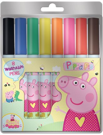 Peppa Pig Chunky Markers