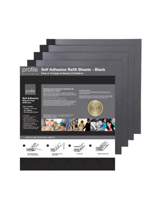 Refill Economy 275x300mm 10 pages