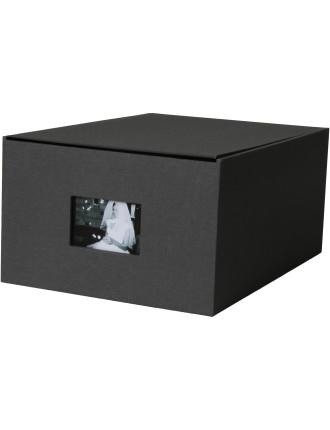 Hawthorn A4 Photo Box Album