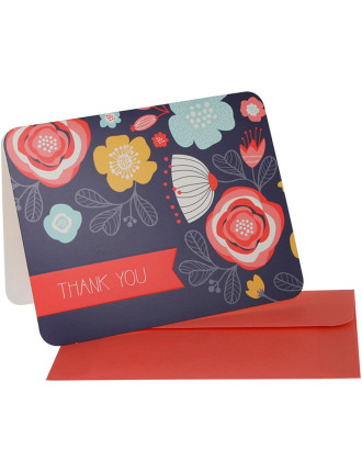 Thank You Cards Box Set (10 Pack)