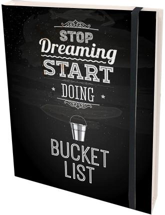 Bucket List List Journal