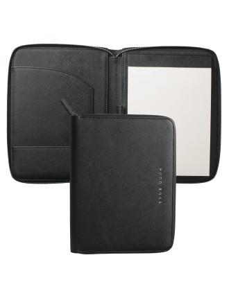 'Saffiano' A5 Notebook Folder