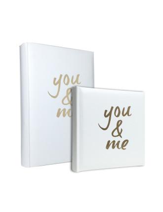 Moda Photo Album 'You & Me' 300 pocket